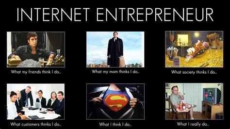 Entrepreneur Meme - what i really do showponyfashion