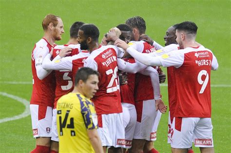 How will Rotherham United get on in the month from hell ...