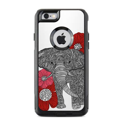 15811 otterbox for iphone 6 otterbox commuter iphone 6 skin the elephant by 15811