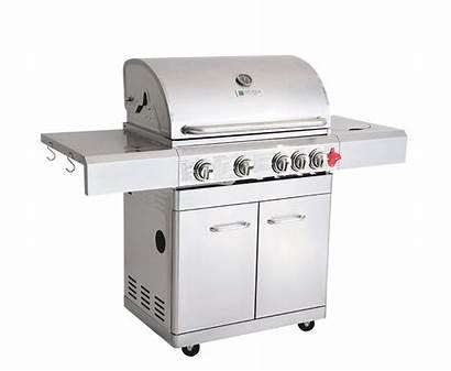 Gaz Barbecue Inox Greaden Vu
