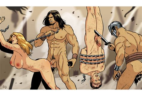 Slaves And Gladiators By Geckup Hentai Foundry