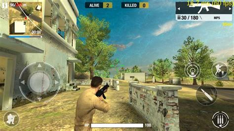 10 Android Games Similar To Playerunknown's Battlegrounds