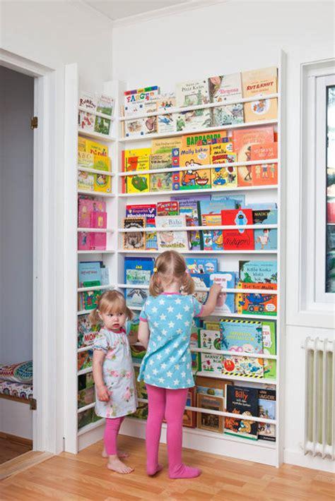 children s book rack create oh la la five children s book storage solutions