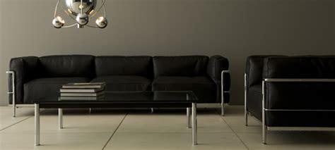 canap lc3 le corbusier lc3 lvc designlvc design