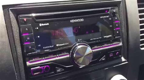 kenwood doppel din kenwood dpx501bt din stereo