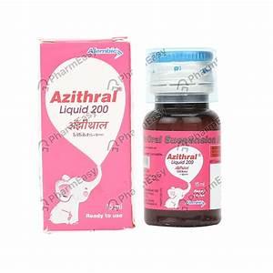 Azithral 200mg Liquid 15ml