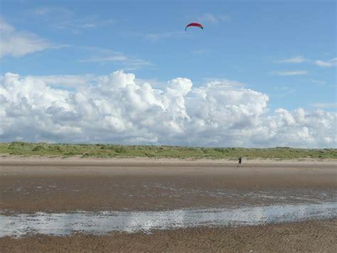 ainsdale beach merseyside uk beach guide