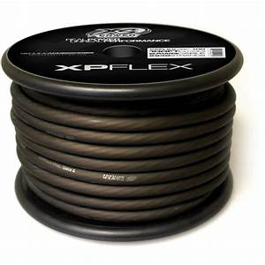 Xp Flex Black 2awg Cable