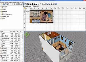 logiciel de maison 3d 28 images obtenir un plan de With logiciel creation maison 3d