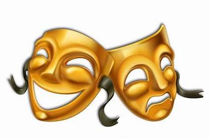 Theatre Masks Mask Transparent Face Sad Clipart