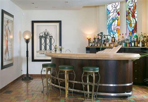 Home Bar Canada by La Ca 241 Ada Mediterranean Deco 1927 Traditional Home