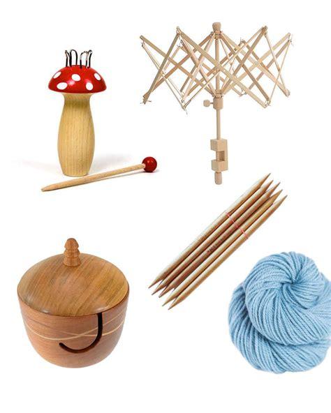 essential knitting tools  materials martha