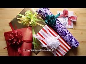 Geschenk Verpack Ideen : diy geschenke sch n verpacken 5 varianten probiere das mal aus youtube geschenk ~ Markanthonyermac.com Haus und Dekorationen