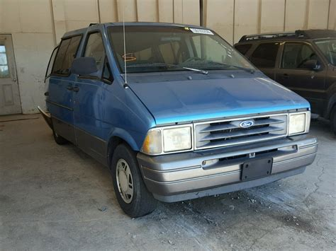 Ford Aerostar For Sale by 1994 Ford Aerostar For Sale At Copart Louisville Ky Lot