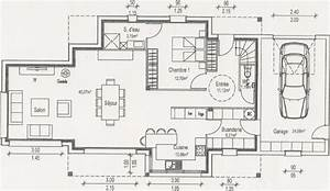besoin d39avis plans de maison 150m2 108 messages page 2 With plan de maison 150m2