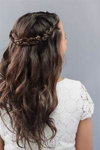 How To: Braided Wedding Hair for Beginners