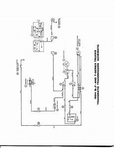 Ignition Circuit Diagram For The 1942 48 Ford 8 Cylinder