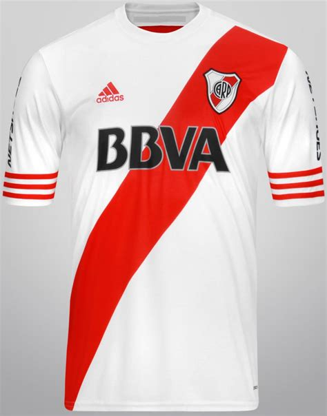 Footy News: RIVER PLATE 14-15 HOME AND AWAY KITS