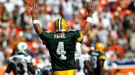 Packers Brett Favre Number To Be Retired On Thanksgiving