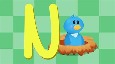 the letter of the day learn the letter n songs with and lyrics 47244
