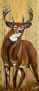 Hand, Made, Wildlife, Rustic, Wood, Boards, Painted, To, Order, By, Lafrance, Art