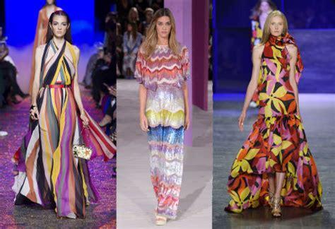 abbigliamento anni 70 figli dei fiori moda anni 70 le tendenze e i look primavera estate 2017