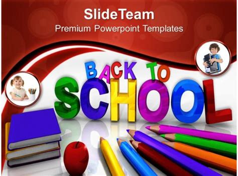 powerpoint training templates  school education future