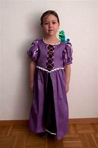 Free Rapunzel Dress Pattern and 4 Rapunzel Hair Tutorials ...
