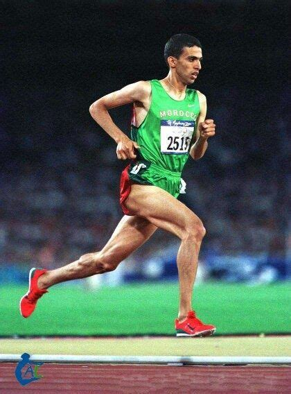 hicham guerrouj mile fastest run ever deportistas atletismo milla record xix semana esta blanche marruecos ecured skyrock distance want morocco