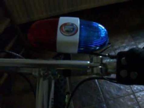 blaulicht polizei mit  sirenen super fuers kinder