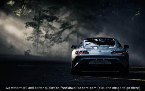Mercedes Benz Amg Gts 2016 4k Wallpaper