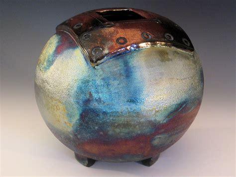 raku pottery pottery by pierre raku gallery