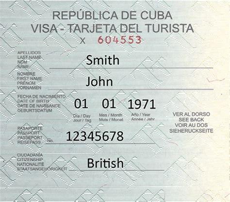 Consolato Cuba Roma by Serve Visto Per Andare A Cuba E Dove Comprare Visto