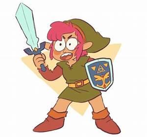 hilda and ravio... Hilda Zelda Quotes