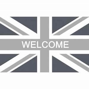 Tapis Drapeau Anglais : tapis welcome drapeau anglais achat vente tapis ~ Teatrodelosmanantiales.com Idées de Décoration