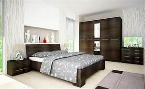 137 model de chambre a coucher modele de lit adulte 11 With model chambre a coucher