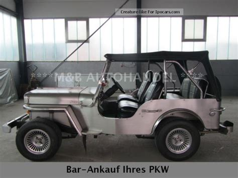 pieces jeep willys 1980 jeep willys only 5 pieces worldwide willys cabriofee car photo and specs