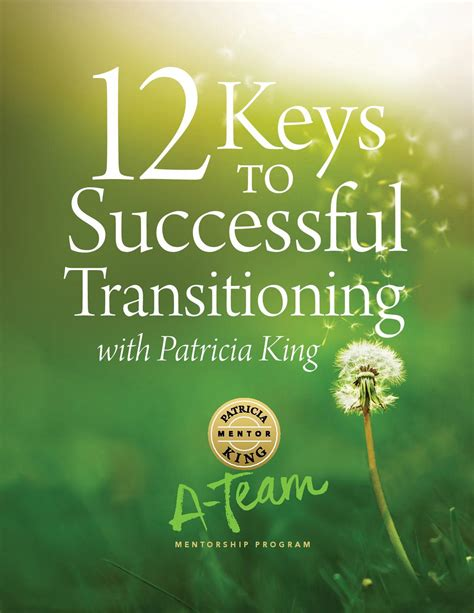 12 to successful transitioning mp3 mp4 king king ministries