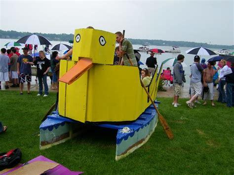 Winning Cardboard Boat Designs by 31 Best Cardboard Boats Images On Boats