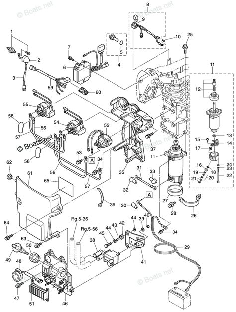 nissan 2014 nsf25b 4 stroke nissan oem parts diagram for electric parts boats net