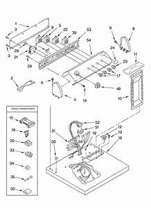 Whirlpool Leq9858lw0 Dryer Parts