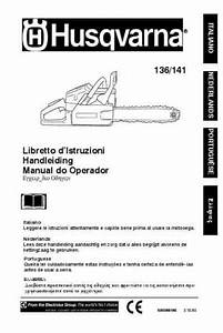 Husqvarna 136 Tools Download Manual For Free Now