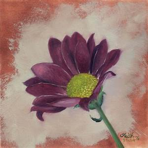 Purple Flower | Available Paintings