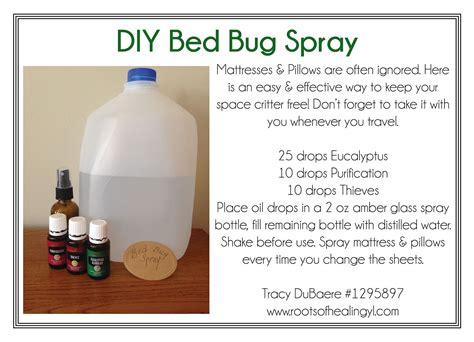 bed bugs sprays diy bed bug spray with essential oils oils