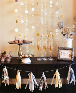 New Year's Eve Party Decoration Ideas