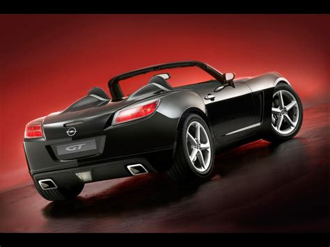 Opel Gt Cabrio Wallpaper Opel Cars Wallpapers In Jpg