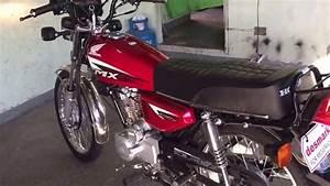 Honda Tmx 125 Alpha Walkaround