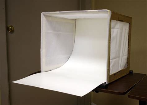 how to make a light box for pictures make a light box for miniature photography for under 5