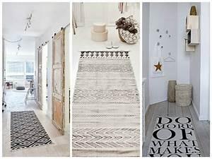 deco entree cocooning With tapis pour une entrée