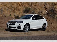 2018 BMW X4 M40i Review Auto Car Update
